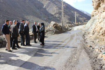 دستان خالی راهداری در نگهداری از جادههای روستایی دماوند/ بهسازی جاده ۶ روستا نیازمند تخصیص اعتبار است+ تصاویر