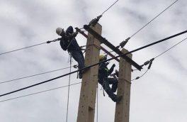 اجرای طرح جهادی بهسازی شبکه برق در دماوند/ آمادگی حداکثری برای مواجهه با بحران احتمالی+ تصاویر
