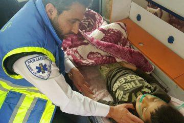 نجات کودک ۱۰ ساله از مرگ حتمی در رودهن/ حال عمومی کودک مساعد است