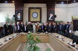 دیدار مسئولان دماوند با استاندار تهران