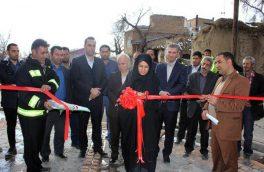 افتتاح ۶ پروژه روستایی در بخش مرکزی دماوند/ مرکز جامع سلامت «سربندان» افتتاح شد+ تصاویر