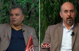 «۴۰ در ۱۰»؛ مقایسه شهر آبسرد؛ قبل و بعد از انقلاب اسلامی+ فیلم
