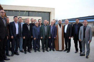 گلخانه رودهن با بهرهگیری از علم ژنتیک افتتاح شد/ کاهش دانشجو در شرق استان تهران نداشتیم