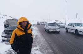 آمادهباش ستاد مدیریت بحران دماوند/ احتمال افزایش شدت بارش برف