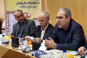 اجرای پروژه خطوط ریلی تهران – دماوند تا ۱۴۰۰/ گردشگری اولویت نخست توسعه دماوند/ فروشگاههای زنجیرهای برای دماوند اثرگذار نیست