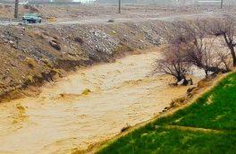 رودخانههای دماوند ظرفیت لازم برای گذر سیلاب را ندارند