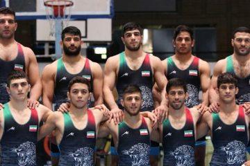 محبی طلایی شد/قهرمانی مقتدرانه ایران با۷ طلا و ۳برنز