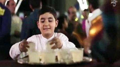فیلم| کمک سیلزدگان به نیابت از امام زمان (عج)