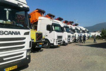 لزوم ثبتنام کامیونداران در سامانه «باربرگ»/ سهمیه سوخت در باربرگ تعیین میشود