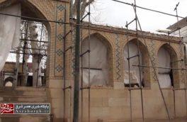 عذرخواهی فرماندار از خانوادههای شهدای محله درویش/ تکمیل گلزار شهدا تا ۴۰ روز آینده