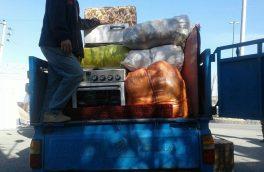 استقرار ۳ پایگاه جمعآوری کمکهای مردمی به سیلزدگان خوزستان
