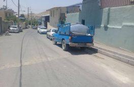 توقیف خودروهای حمل آب برای جلوگیری از آب فروشی در رودهن