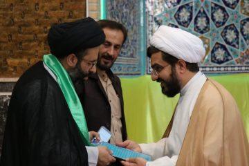 برگزاری اجتماع بزرگ سادات به مناسبت عید غدیرخم در دماوند+ تصاویر