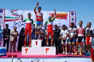 برگزاری مسابقات دوچرخهسواری آزاد کشوری در آبسرد+ تصاویر