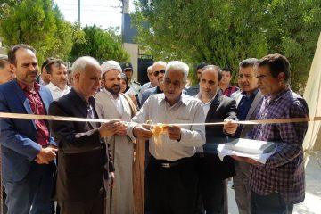 افتتاح ۵ پروژه عمرانی در کیلان/ ساختمان شورای شهر کیلان بهرهبرداری شد+ تصاویر