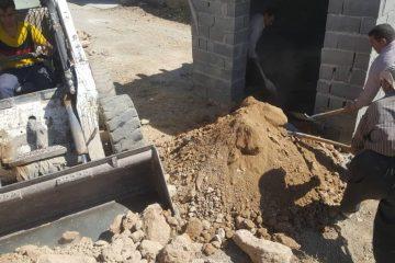 انسداد ۶ حلقه چاه غیرمجاز در دماوند/ از برداشت ۲۲۰ هزار مترمکعب آب جلوگیری شد
