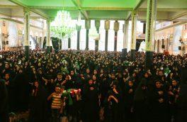برگزاری بزرگترین تجمع شیرخوارگان شرق استان تهران در دماوند