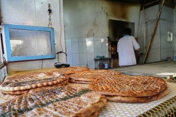 نان در دماوند گران شد/ ارائه نایلون در نانواییها ممنوع است