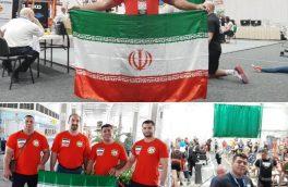 سکوی نخست مسابقات پاورلیفتینگ جهان در اختیار «مجید بزرگی» / کسب افتخار دیگر برای ورزشکار دماوندی