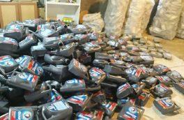 کشف کارگاه غیرمجاز پلمب و بستهبندی روغن موتور در رودهن/ ۲ متهم دستگیر شدند