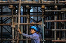 بیکاری ۴ ماهه کارگران ساختمانی در دماوند