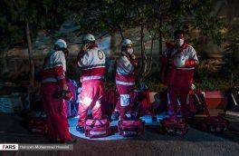 شب زلزله در دماوند