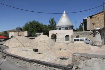حمام تاریخی محله درویش شهر دماوند موزه میشود