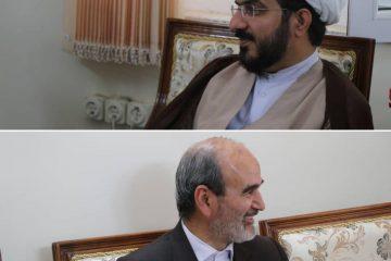 دیدار دادستان با امام جمعه در دماوند/ مردم در حفظ منابع ملی به کمک دادستان خواهند آمد