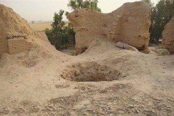 ۹ حفار غیرمجاز اشیای تاریخی در دماوند دستگیر شدند