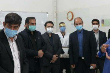 اقدامات پیشگیرانه از شیوع ویروس کرونا در ندامتگاه دماوند
