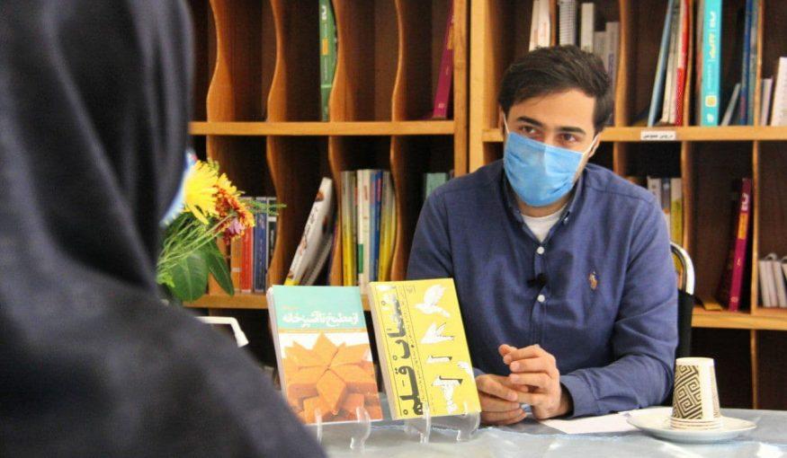 «قلم ما»  پژوهشگر دماوندی: خانوادهها فرزندانشان را در معرض کتاب قرار دهند
