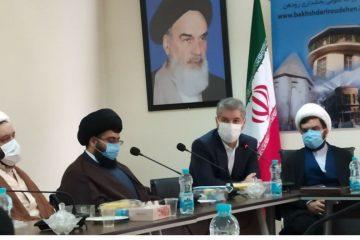 «حجتالاسلام حسینی» امام جمعه جدید رودهن شد