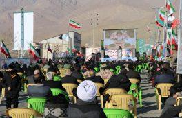 محل عروج شهید فخریزاده در آبسرد گلباران شد