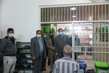 آزادی ۱۱ مددجو با اجرای طرح پایش و غربالگری زندانیان در ندامتگاه دماوند