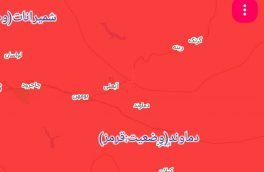 دماوند، پردیس و فیروزکوه یکپارچه در وضعیت قرمز کرونایی!