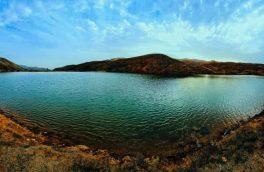 عکس| نمایی زیبا از سد خاکی روستای «زیارت» دماوند
