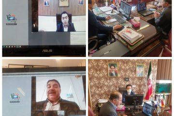 برنامهریزی برگزاری مراسم هفته معلم به صورت مجازی در دماوند