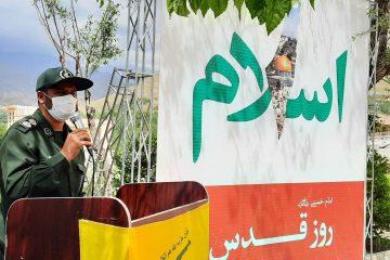 همه برای آزادی فلسطین آمادگی دارند/ استکبار جهانی دنبال فراموشی قدس شریف است