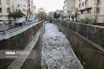 جزییات آبگرفتگی و سیلاب در شهرستانهای استان تهران