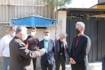 بررسی مشکلات عمومی و عمرانی در سادات محله رودهن