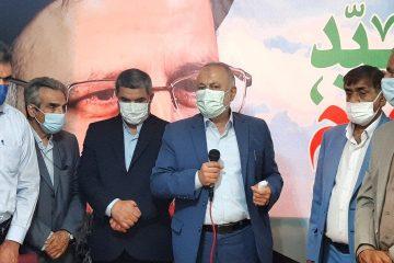 افتتاح ستاد تبلیغاتی «رئیسی» در دماوند/ رسولینژاد: خرابیهای دولت روحانی دهها برابر جنگ تحمیلی بود+ فیلم و عکس