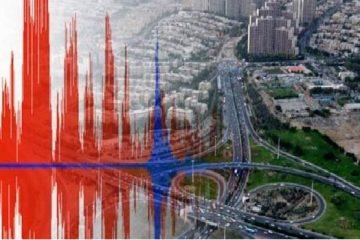 اعزام ۴ تیم ارزیاب هلالاحمر به محل وقوع زلزله در شرق تهران