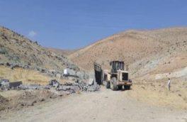 آزادسازی ۵ هزار مترمربع از اراضی ملی در رودهن